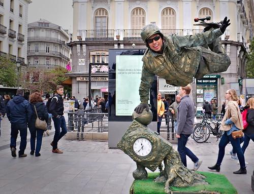 Estoy en Madrid 😉