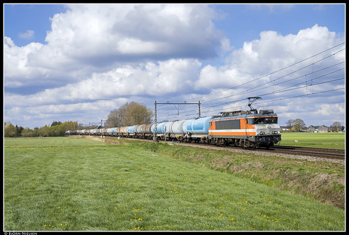 Rail Force One 1828, Teuge