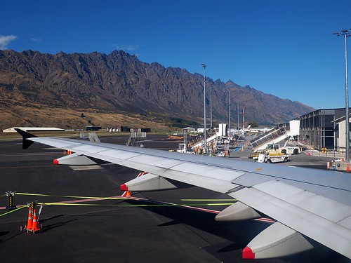 Airport Window Views