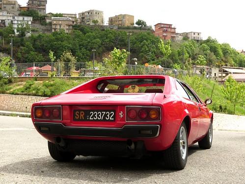 Ferrari Dino 208 GT4 1976