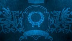 Blue Dragon Wallpaper (Background Image)