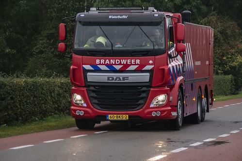 Brandweer Waterwagen