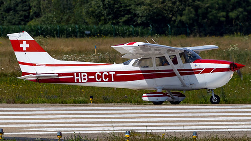 Reims-Cessna F172N Skyhawk HB-CCT Private