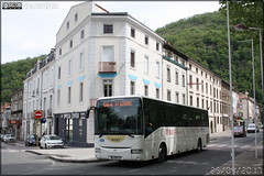 Irisbus Crossway - Autocars Ortet / Le Bus à 1€ - Photo of Foix