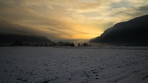 sunrise Alpnachstad (OW)