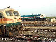 Diesel Locomotive.