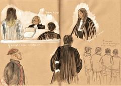 Au tribunal de Lorient ...