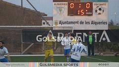 Alqueries CF 0-2 UD Vall de Uxó (26/04/2019), Jorge Sastriques