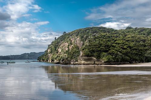 Maramaratotoara Bay, New Zealand