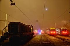 Le fantôme du dépôt. - Photo of Rolleboise