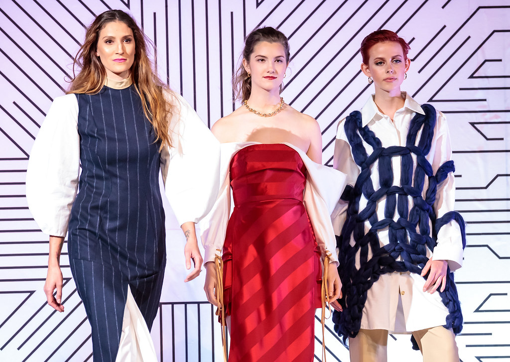University of Texas Matrix Fashion Show | Texas Review | Ralph Arvesen