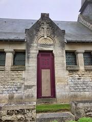 Chapelle du Souvenir Francais, Rancourt, Frankreich