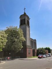 Eglise de Tergnier, Frankreich