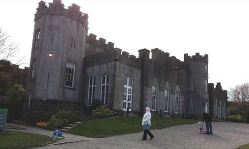 A visit to Ardgillian Castle North Dublin