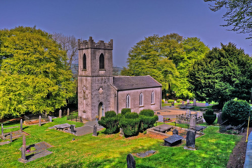St John's Church, Hollyfort, County Wexford (1813)