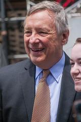 Illinois Senator Dick Durbin Youth Climate Strike Chicago Illinois 5-3-19_0473