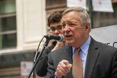 Illinois Senator Dick Durbin Youth Climate Strike Chicago Illinois 5-3-19_0471