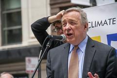 Illinois Senator Dick Durbin Youth Climate Strike Chicago Illinois 5-3-19_0468