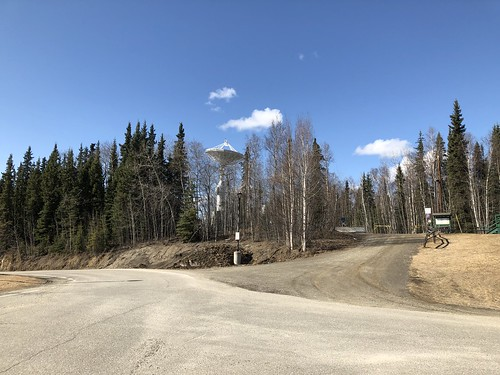 Aurora ice museum, Chena hot springs, university of Alaska Fairbanks, noise slough