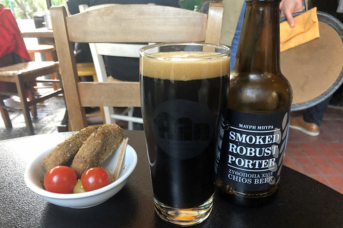 Smoked Robust Porter
