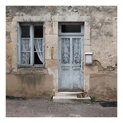 Façade - Moutiers-Saint-Jean - Photo of Quincy-le-Vicomte