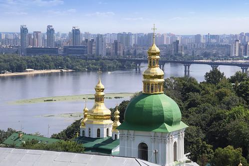 Many pilgrims come to the Holy Monastery Vvedensky for inspiration