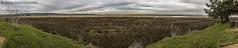 180° Panorama: Wildlife Estuary Looking West from Facebook Headquarters