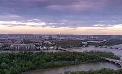 Washington DC Cityscape
