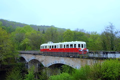 Autorail X 4039 - Arcy s/ Cure ( 89 ) - Photo of Mailly-la-Ville