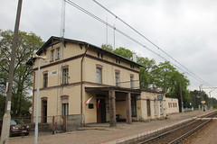 Miały train station