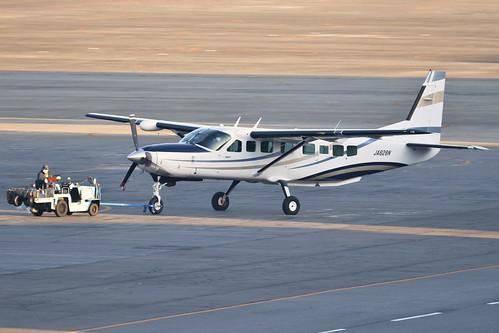 Cessna 208B Grand Caravan 'JA828N'