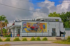 Route 66 Diner, Route 19, Hudson, Florida (1 of 2)