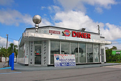 Route 66 Diner, Route 19, Hudson, Florida (2 of 2)