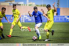 Paiporta C.F 0 - 3 Villarreal C.F ``C´´ Fotos: Sergio Alós