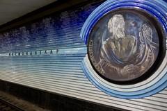 Stacja metra w Taszkiencie