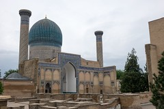 Mauzoleum Gur-e-Amir