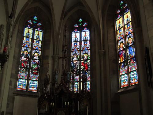 20110826 10 227 Jakobus Kollmitzberg Kirche Fenster