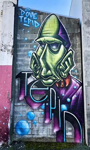Alien by Dove Tepid