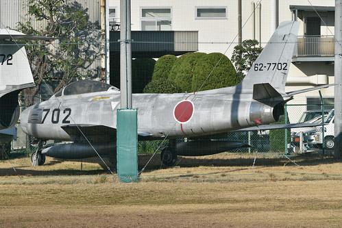 North American F-86F Sabre '62-7702 / 702'