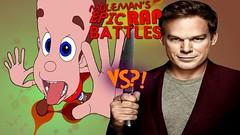 Moleman's Epic Rap Battles #44: Jimmy Neutron Vs. Dexter