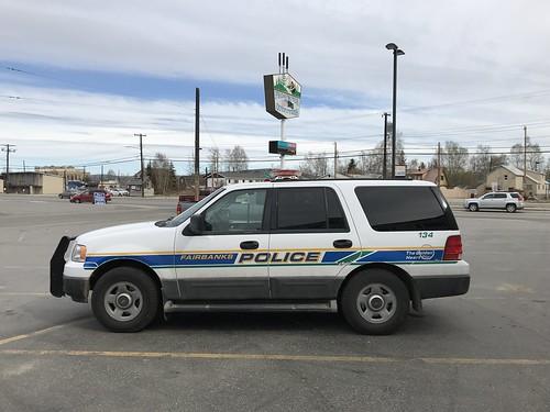 Fairbanks Police Dept. Unit 134