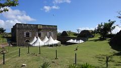 Fort Napoléon, Terre-de-Haut, Guadeloupe