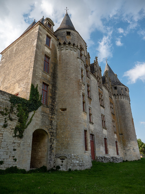 Le Château de Neuvicq-le-Château