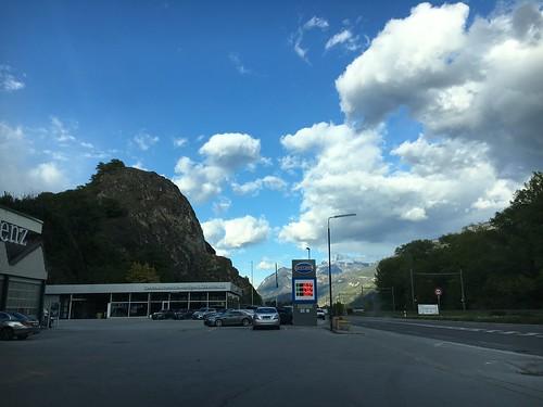 Unterwegs im Wallis