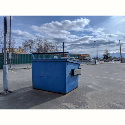 Gaffney Road Neighborhood, Fairbanks Alaska: 4/22/2019