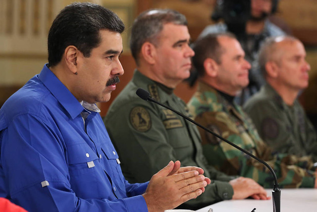 """Nicolás Maduro: """"Povo venezuelano é indestrutível, com sua consciência e seu poder"""""""