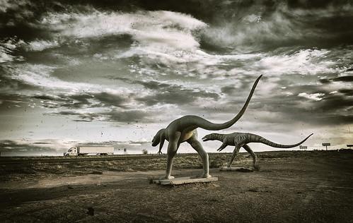 Truck Stop Raptors