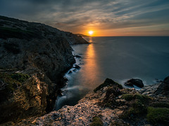 Sunset in Mononaftis - Crete, Greece - Travel photography