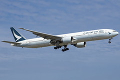 B-KPV - Cathay Pacific - Boeing 777-300ER