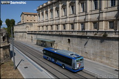 Irisbus Citélis 12 CNG - Tam Montpellier 3M (Transports Alternatifs de Montpellier Méditerranée Métropole) n°187